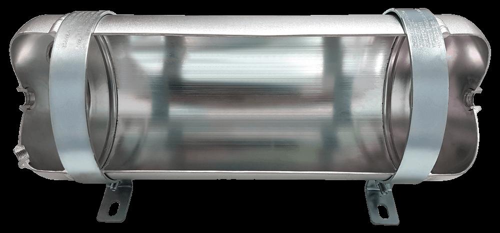 Aluminium Airtank cutaway